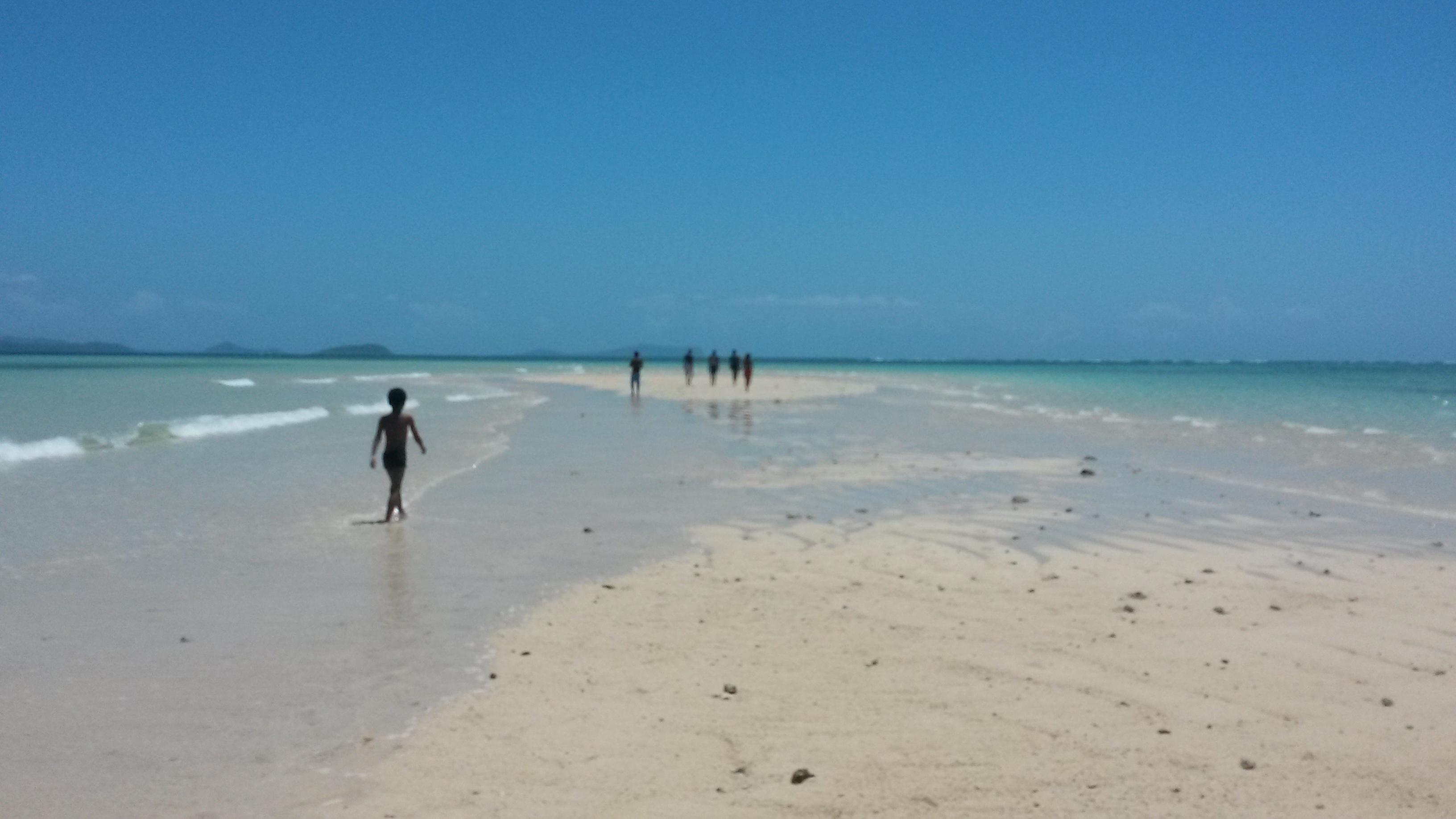 pour un bon jeu, il faut du bon sable. Alors préservons nos plages!